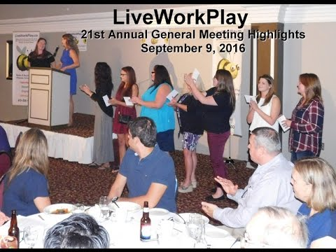 LiveWorkPlay Annual General Meeting Highlights 2016