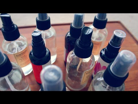 PLANT HYDROSOL COLLECTION + BENEFITS/ USES | AROMATHERAPY