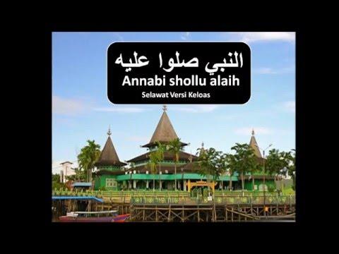 Annabi shollu alaih Versi Keloas النبي صلوا عليه