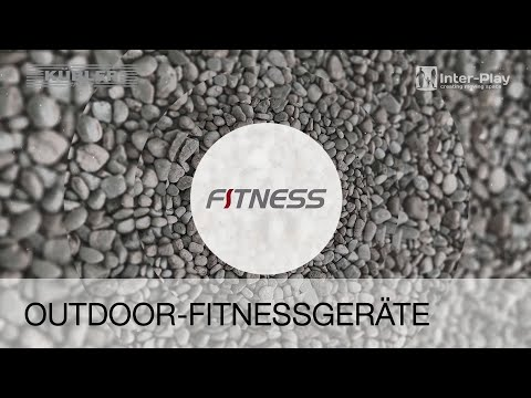 Inter-Play® Outdoor-Fitnessgeräte für öffentliche Anlagen