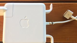 How to repair Apple MagSafe Power Adapter for FREE