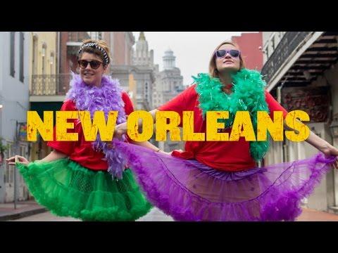 New Orleans: Bourbon Faced on Sh*t Street | HeyUSA