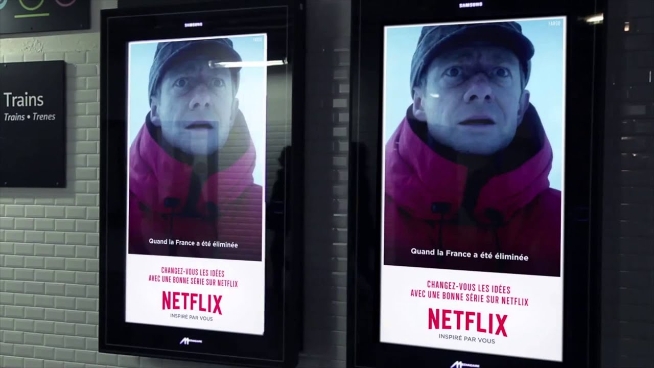 Netflix Launches their First Outdoor Digital Campaign ...