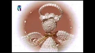 Делаем Рождественского ангела своими руками. Часть 2. Мастер класс для детей и родителей