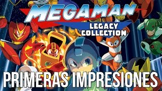 MEGAMAN LEGACY COLLECTION [PI]