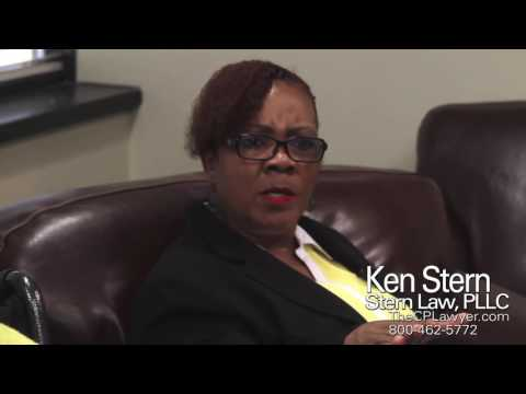 Client Testimonial for Cerebral Palsy Lawyer Ken Stern