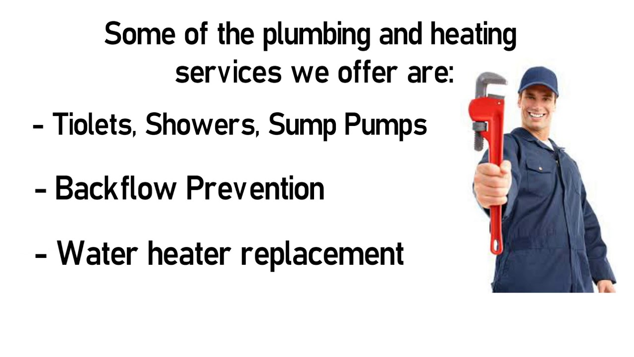 aqualine plumbing and heating tacoma youtube