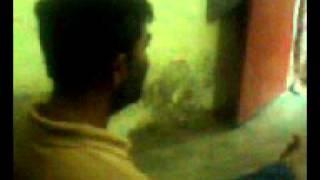 Funny hunza ki watt... in karachi
