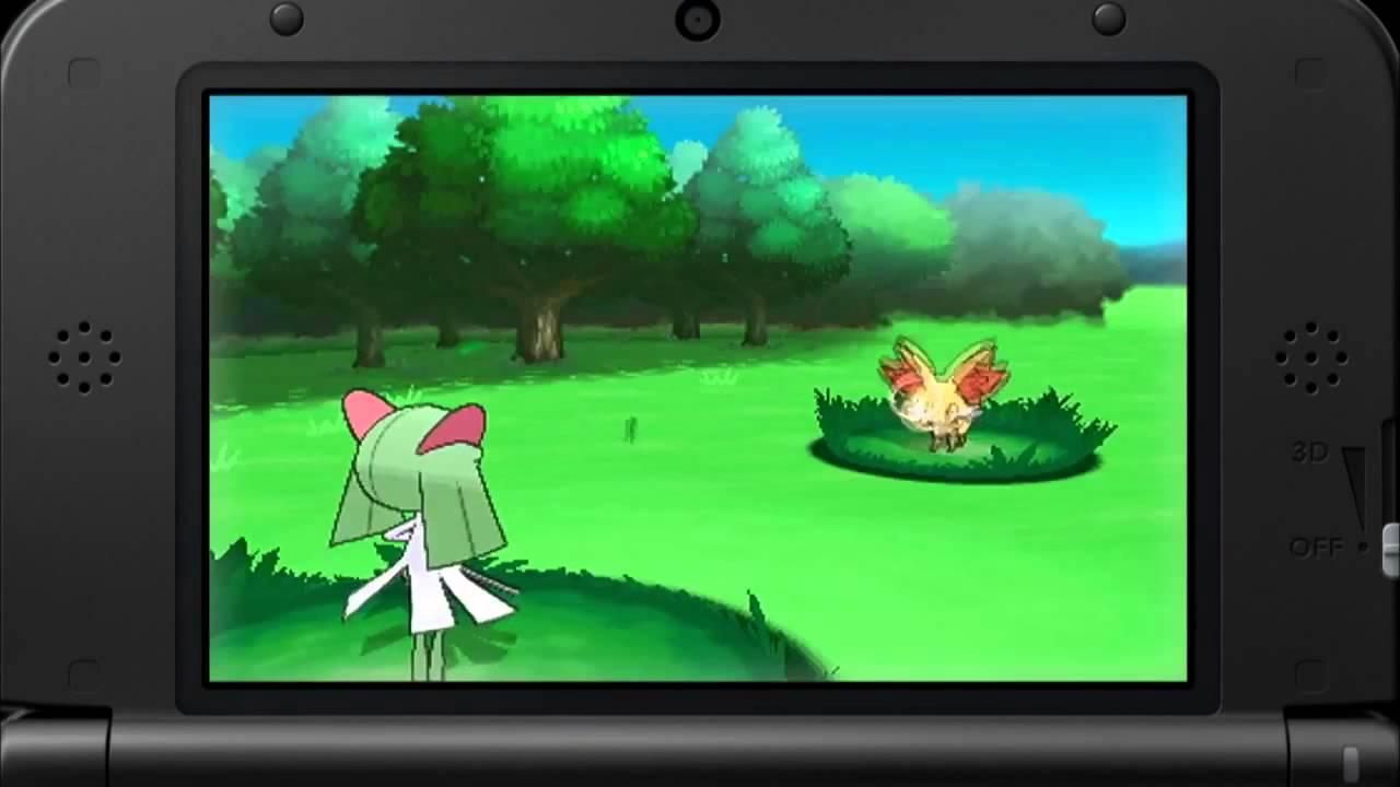 Pokemon y 3ds rom   Nintendo 3DS ROMs  2019-05-10