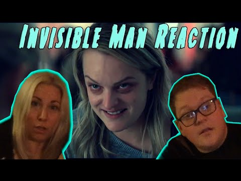 The Invisible Man (2020) Trailer Reaction