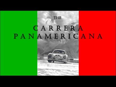 Classic Races - Ep02 : Carrera Panamericana (documentary) HD