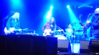 Govt Mule 2014-04-20 Sco-Mule jam session with Robben Ford & Jeff Coffin at Byron Bay Bluesfest