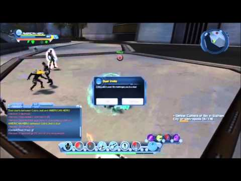 DCUO FUNNY MONTAGE OF FIGHT CLUB VOICE CHAT FEAT MOXIE MAYHAM