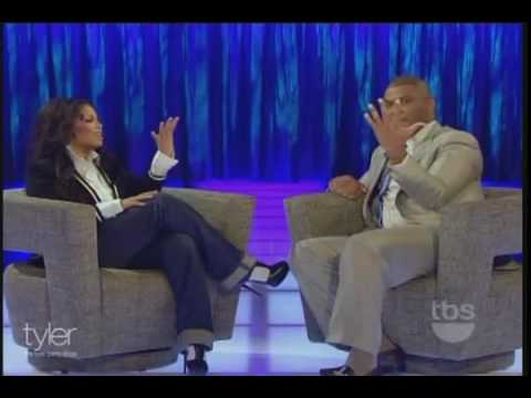 Janet - Tyler Perry Show Interview (Pt. 1)