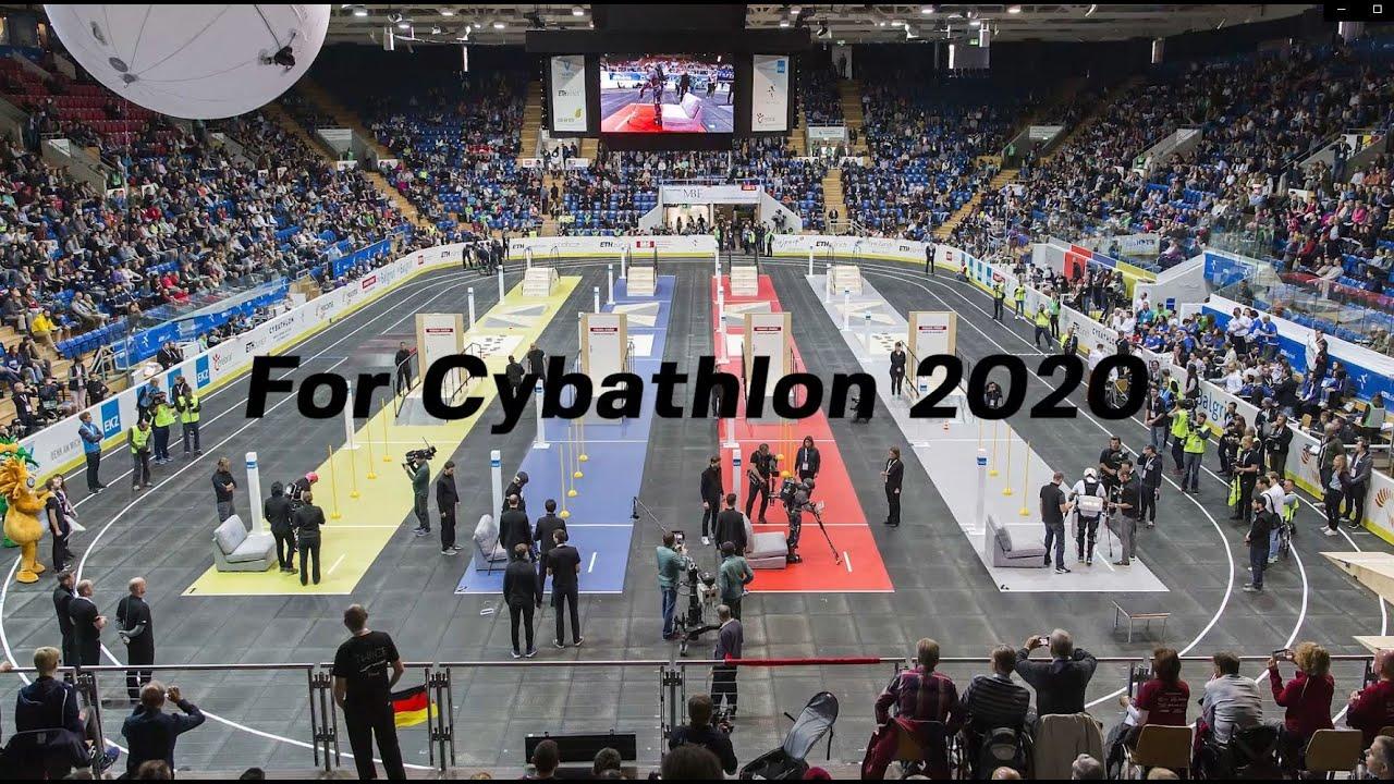 사이배슬론2020 훈련 | Training for Cybathlon2020