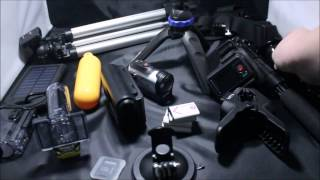 Best Sony action cam Accessories!!!