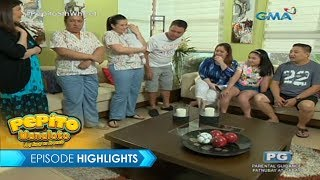 Pepito Manaloto: One big happy family!