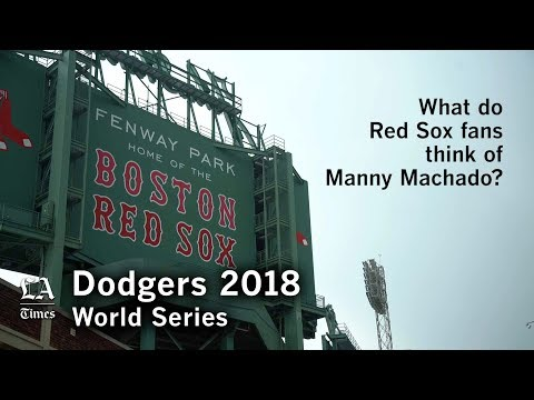 World Series 2018: What do Red Sox fans think of Manny Machado?