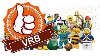 Обзор LEGO 71001, 10 серия коллекционных минифигурок.(Обзор LEGO 71001, 10 серии коллекционных минифигурок - продолжение серии обзоров коллекционных минифигурок..., 2013-10-15T20:36:03.000Z)