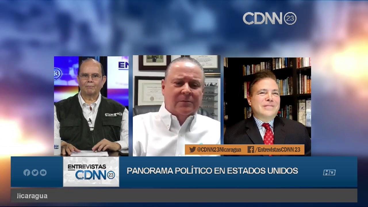 Entrevista 17 de febrero/Roberto Argüello y Arthur Estopiñan.
