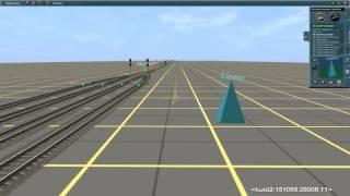 Установка и настройка пульта ДСП для сигнализации sU  в Trainz 2012