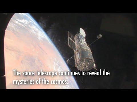 Hubble's 29th Anniversary