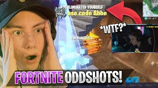 ABBE DÖR AV OSYNLIG BUGG!! - Svenska Fortnite Oddshots #103 (FORTNITE HIGHLIGHTS)