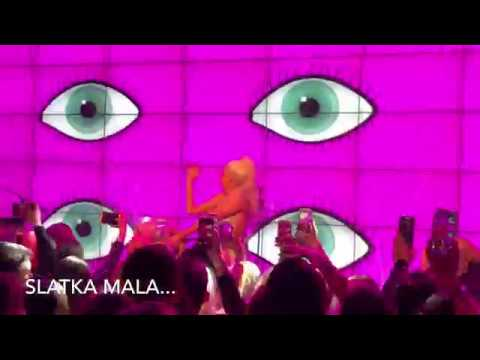 Jelena Karleuša, USA TOUR 2017, New York Concert March 4
