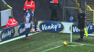 Video Gol Pertandingan Blackburn Rovers vs Brighton & Hove Albion