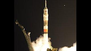 <ソユーズ>中年の星 油井さん 宇宙へ!写真特集