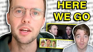 RYLAND ADAMS ADDRESSES SHANE DAWSON DRAMA
