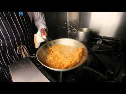 Chicago's Edward Kim makes Mentaiko Udon | Cooking | Tasting Table