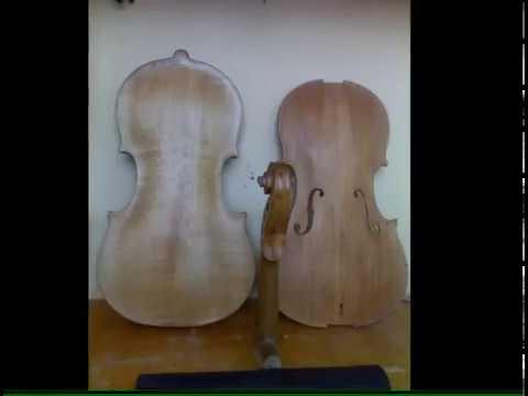 """Restauro di  violino Jacob Stainer - Associazione Artistica Culturale Musicale """"Il Liutaio"""""""