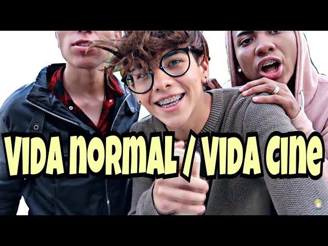 VIDA NORMAL/VIDA CINE    KevleX ShoW