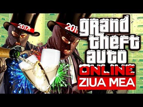 Episod Special de ziua mea | GTA Online