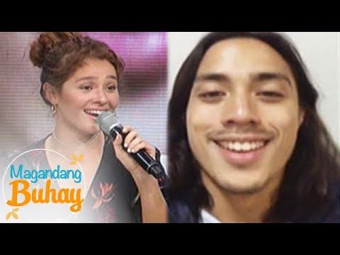 Magandang Buhay: Emilio's message for Andi