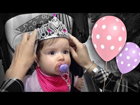 DECORAÇÃO PARA FESTA DE ANIVERSÁRIO DA BEBÊ LAURA!! Tema Infantil Rosa