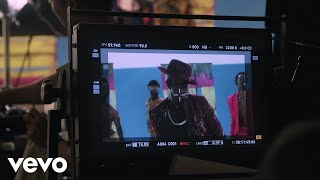 Ne-Yo, Bebe Rexha, Stefflon Don - Push Back (Behind The Scenes)