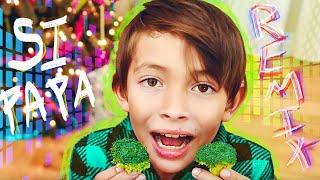 REMIX de Johny Johny Si Papa Navidad
