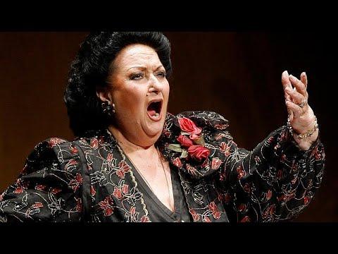 Soprano Montserrat Caballé dies at 85