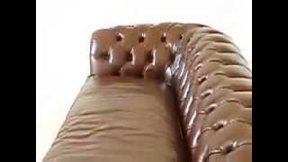 Chester Classic Chaise Lounge - Best Italian Sofas