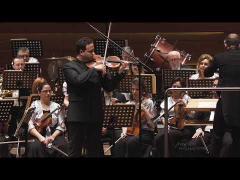 Béla Bartók: Viola Concerto - Máté Hámori - Máté Szűcs - Pannon Philharmonic