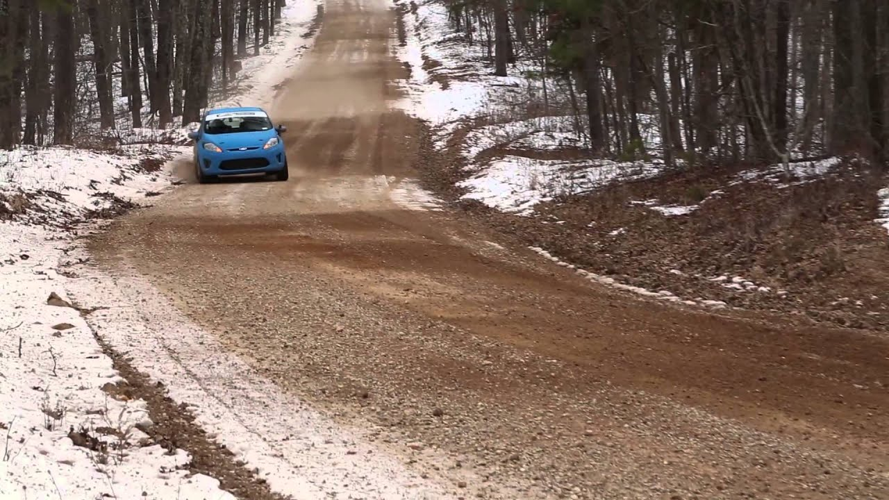 2015 Rally in the Hundred Acre Wood Day 1