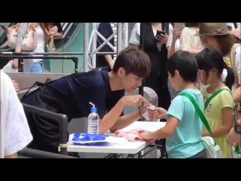 150727 Kim Kyu Jong Osaka event