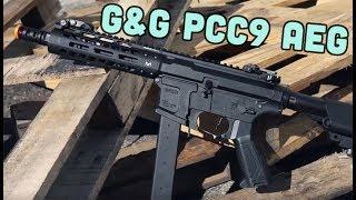 G&G PCC9 & CM16 LMG AEG Reviews