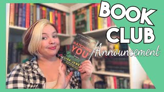 Literary Alliance Book Club | September Book | Watching You by Lisa Jewell