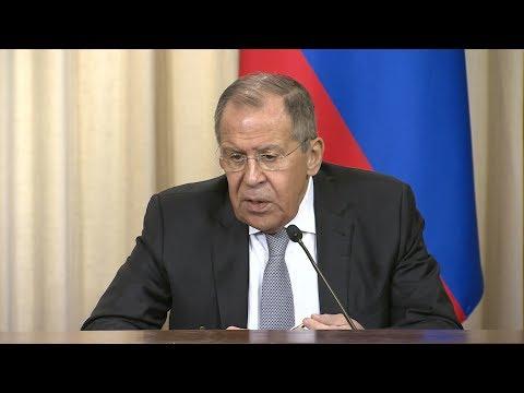 Лавров ответил на рекомендации ВАДА отстранить Россию от международных соревнований
