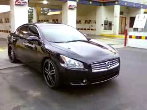 2009 Nissan Maxima Update Youtube
