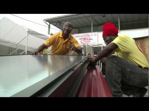 Solar Energy Awareness Program, Virgin Island Saint Thomas