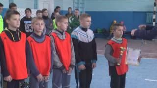 Змагання з гандболу серед хлопців шкільної молоді смт Рокитне